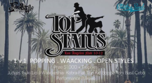 Top Status | L.A. Dance Festival at Freestyle Session